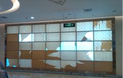 江夏中心百货大型灯箱